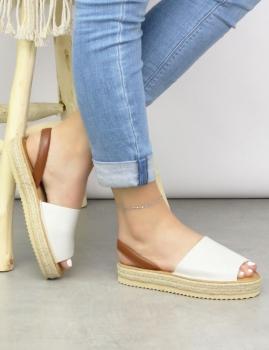 Sandalias Always - Branco
