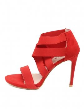 Sandalias Amorzinho - Vermelho