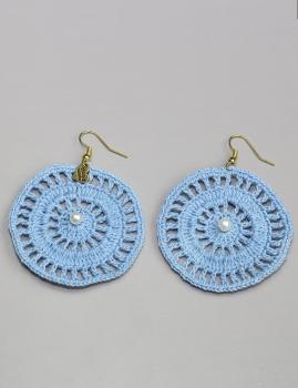 Brincos Imbus - Azul