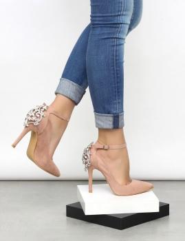 Sapatos Diane - Rosa