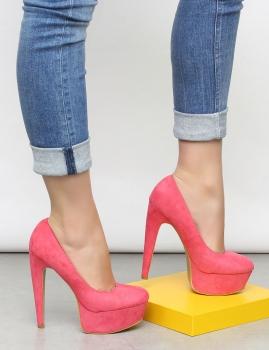 Sapatos Fairy - Rosa