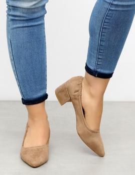 Sapatos Gaia - Kaki