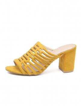 Sandalias Iria - Amarelo
