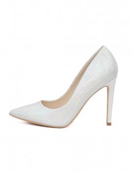 Sapatos Lanit - Prata