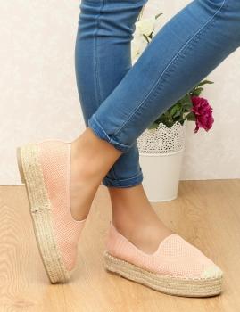 Sapatos Marruecos - Rosa
