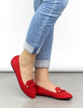 Sapatos Melany - Vermelho