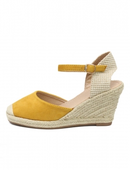 Sapatos Minas - Amarelo