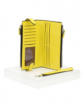 Porta moedas Patras - Amarelo