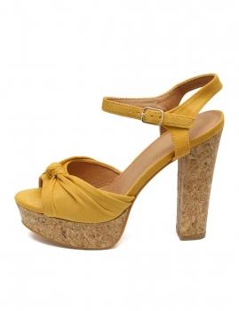 Sandalias Stay - Amarelo