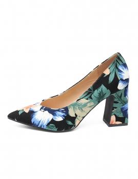 Sapatos Tropics - Preto