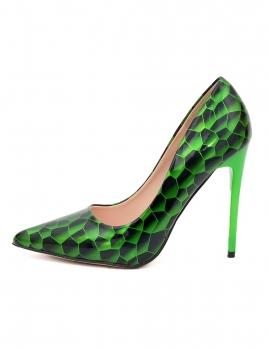 Sapatos Vanete - Verde