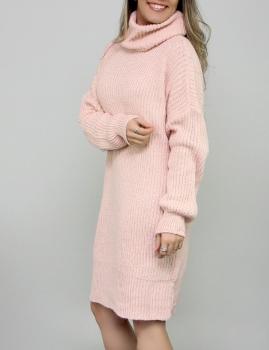 Vestido Tita - Rosa
