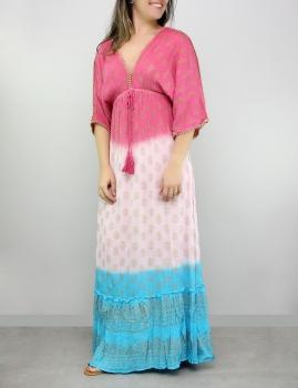 Vestido Brisa - Rosa