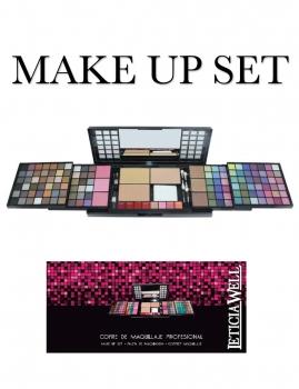 Cofre Make Up Set