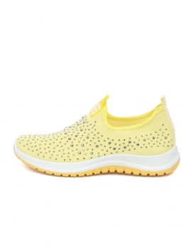 Sapatilhas Okocha - Amarelo
