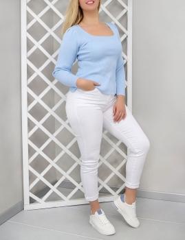 Calças Olga - Branca