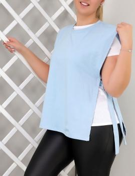 Blusa Carla - Azul