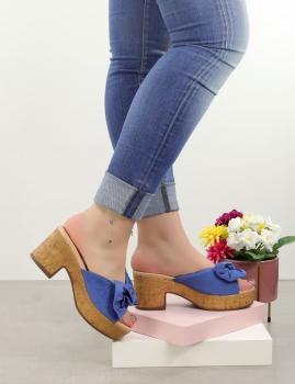 Sandalias Catarina - Azul