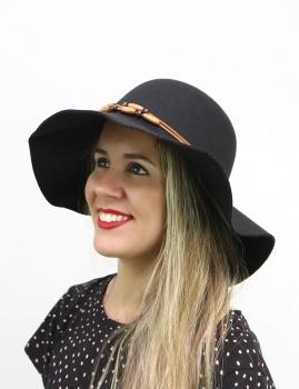 Chapeu Terri - Preto