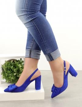Sapatos Granja - Azul