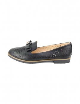 Sapatos Jacaré - Preto