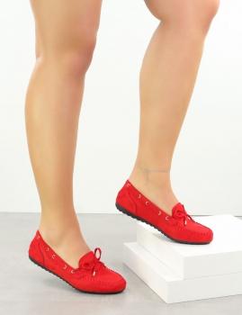 Sapatos Lobamba - Vermelho