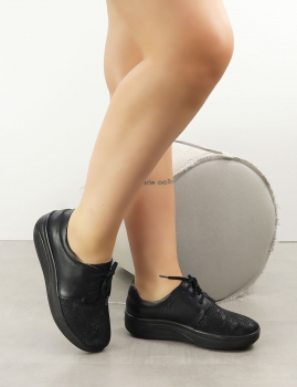 Sapatos Majuro - Preto