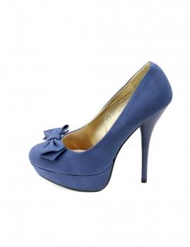 Sapatos Nora - Azul