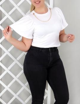 Blusa Savage - Branco