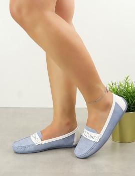 Sapatos Toquio - Azul