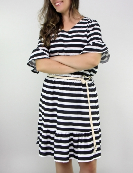 Vestido Benqui - Preto