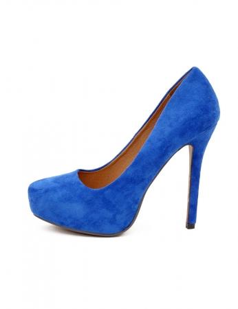 Sapatos Alexia - Azul