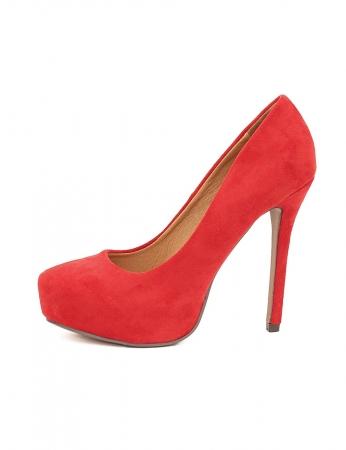 Sapatos Alexia - Vermelho