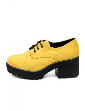 Sapatos Arela - Amarelo