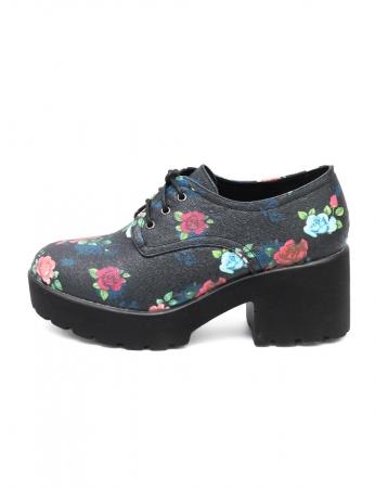 Sapatos - Arela Floral