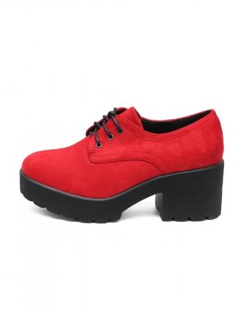 Sapatos - Arela Vermelho
