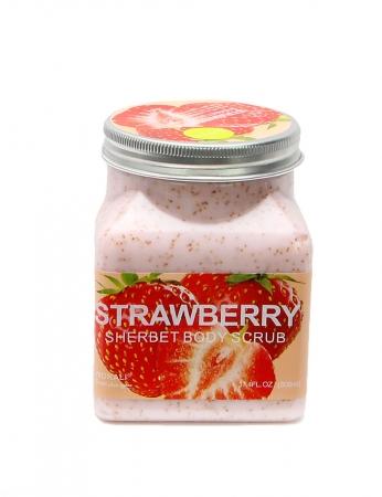 Esfoliante Strawberry