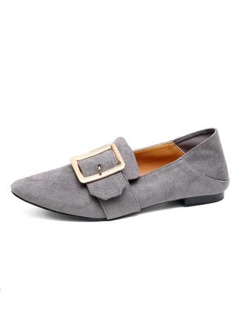 Sapatos Ester - Cinza