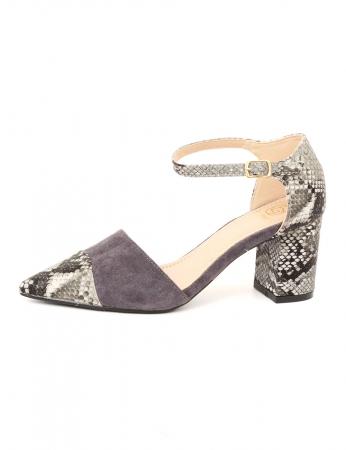 Sapatos Gama-Cinza