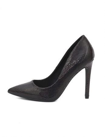 Sapatos Lanit - Preto