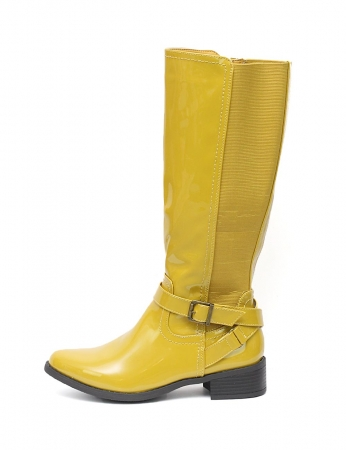 Botas Limonete - Amarelo