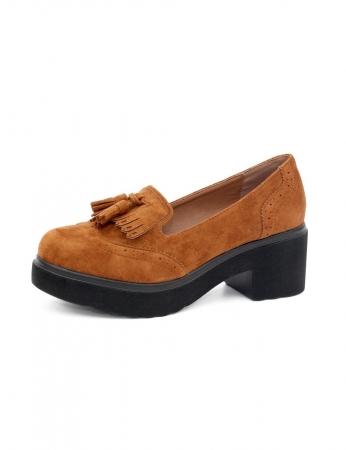 Sapatos Lucilda - Camel