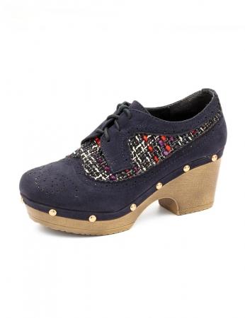Sapatos Olavo - Azul