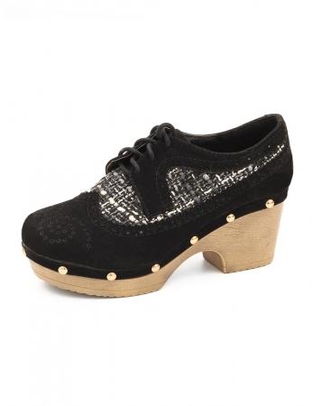 Sapatos Olavo - Preto