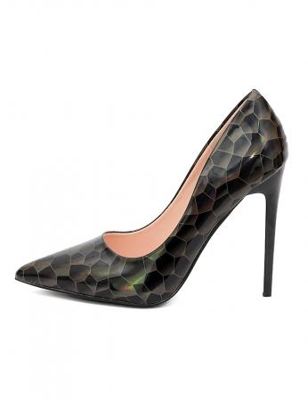 Sapatos Vanete - Preto