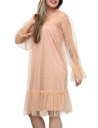 Vestido Capriche - Rosa