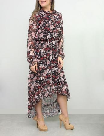 Vestido Erica - Preto