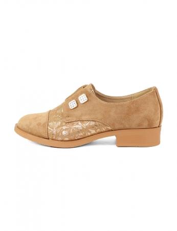 Sapatos Bahamas - Camel