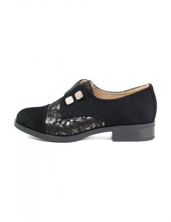 Sapatos Bahamas - Preto