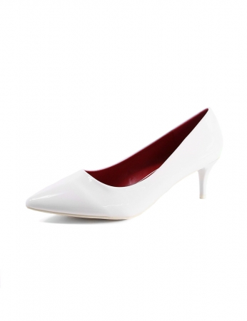 Sapatos Bernarda - Branco